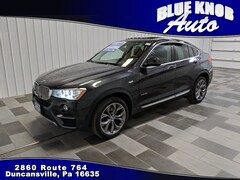 Pre-owned Vehicles for sale 2016 BMW X4 xDrive35i Sports Activity Coupe in Duncansville, PA
