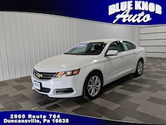 Pre-owned Vehicles for sale 2019 Chevrolet Impala LT Sedan in Duncansville, PA