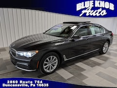 Used 2018 BMW 740i xDrive Sedan for sale in Duncansville PA