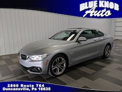 Used 2016 BMW 428i xDrive SULEV Coupe for sale in Duncansville PA