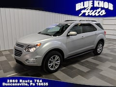 2017 Chevrolet Equinox LT SUV for sale in Duncansville PA