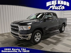 Buy a used 2019 Ram 1500 BIG HORN Truck Quad Cab for sale in Duncansville PA