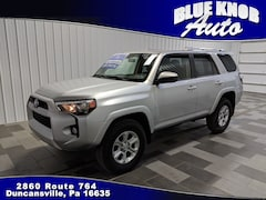 Buy a used 2018 Toyota 4Runner SR5 SUV for sale in Duncansville PA