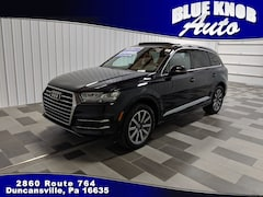 Used 2017 Audi Q7 for sale in Duncansville PA