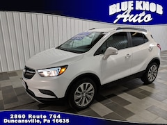 Pre-owned Vehicles for sale 2017 Buick Encore Preferred SUV in Duncansville, PA