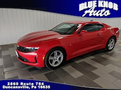 Buy a used 2019 Chevrolet Camaro 1LT Coupe for sale in Duncansville PA
