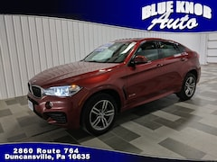 Pre-owned Vehicles for sale 2016 BMW X6 xDrive35i Sports Activity Coupe in Duncansville, PA