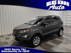 2018 Ford EcoSport SE SUV for sale in Duncansville PA