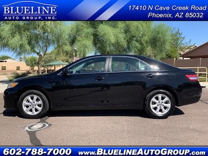 Used 2011 Toyota Camry For Sale at Blueline Auto Group | VIN