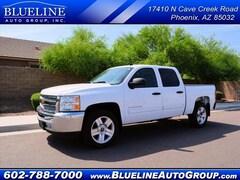 2013 Chevrolet Silverado 1500 LT Truck Crew Cab
