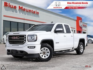 2017 GMC Sierra 1500 SLE 4x4-Winter Tires Included/Tonneau Cover Truck Double Cab