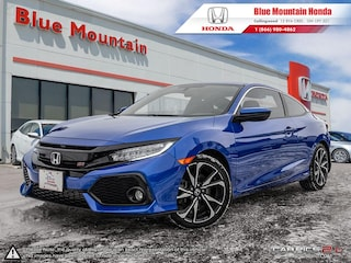 2017 Honda Civic Si Coupe - Demo Coupe