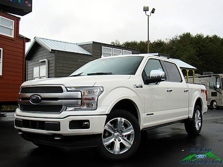 2018 Ford F-150 4WD Supercrew 5.5 Box w/3.0L Diesel Truck