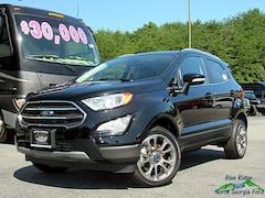 2018 Ford EcoSport Titanium 4WD SUV