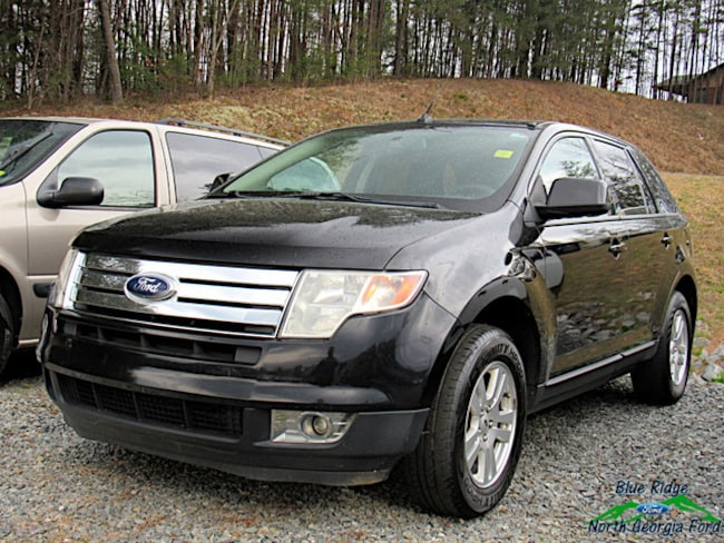 2007 Ford Edge For Sale >> Used 2007 Ford Edge For Sale At Blue Ridge North Georgia Ford