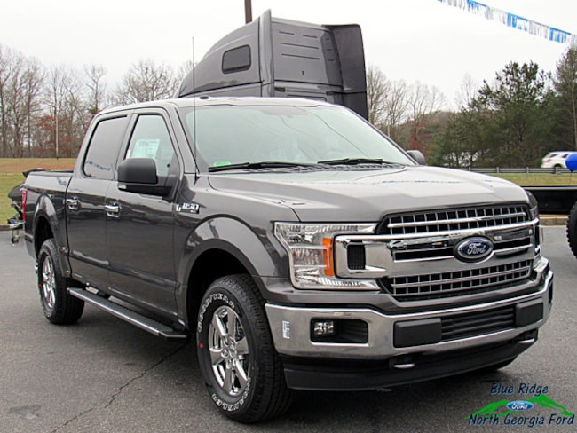 new 2018 ford f 150 for sale at blue ridge north georgia ford vin 1ftew1e57jfb63046. Black Bedroom Furniture Sets. Home Design Ideas