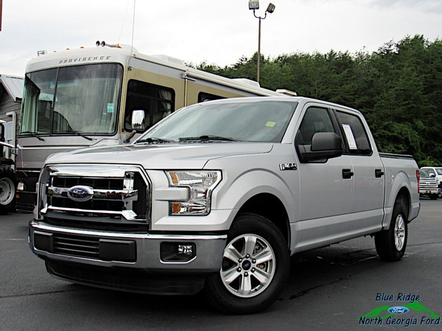 2016 Ford F-150 2WD Supercrew 145 XLT w/5.0L V8 Truck