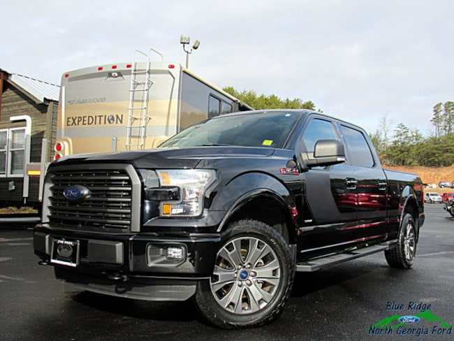 2016 Ford Sport Edition 4WD Supercrew Truck
