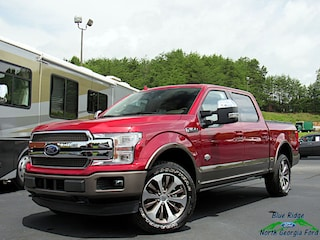 2019 Ford F-150 4WD Supercrew 5.5 Box King Ranch w/3.5L V8 Truck