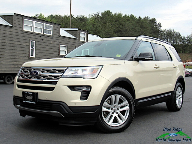 2018 Ford Explorer XLT 4WD SUV
