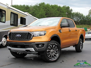 2019 Ford Ranger 4WD Supercrew 5 Box XLT Truck