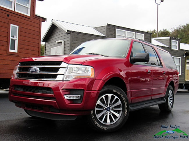2017 Ford Expedition EL 4x2 SUV