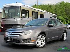 2011 Ford Fusion SE FWD Sedan