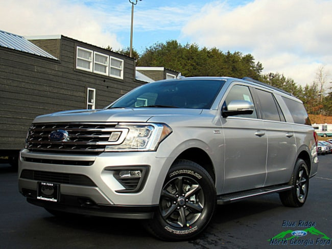 2019 Ford Expedition Max XLT 4x4 Fx4 SUV