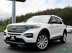 New 2021 Ford Explorer Limited 4WD SUV For Sale in Blue Ridge, GA