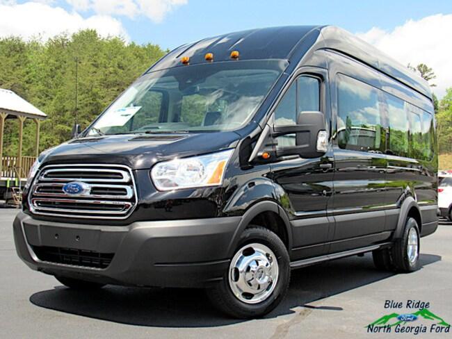 2019 Ford Transit Passenger Wagon T-350 148 EL 15 Passenger High Roof Sliding RH Dr Van