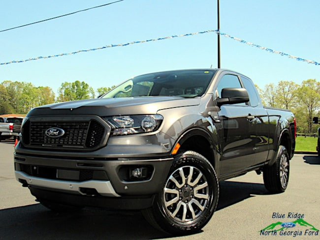 2019 Ford Ranger 2WD Supercab 6 Box Truck