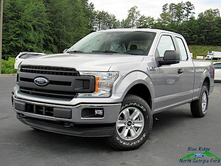 2020 Ford F-150 XL 4WD Supercab 6.5 Box w/2.7L Ecoboost Truck
