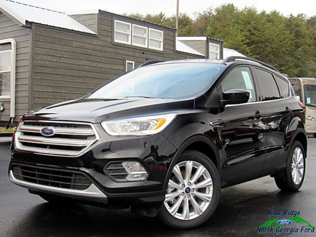2019 Ford Escape SEL FWD SUV