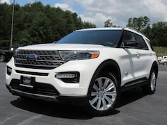 New 2021 Ford Explorer King Ranch 4WD SUV For Sale in Blue Ridge, GA