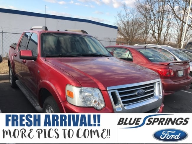 2007 Ford Explorer Sport Trac Limited 4.6L SUV