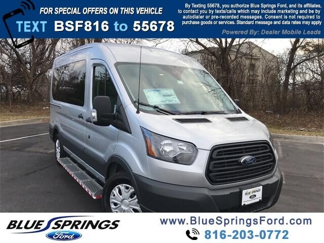 2018 Ford Transit-150 XL Mobility Wagon