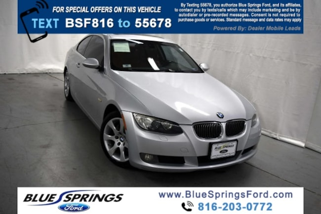 2007 BMW 328xi Coupe