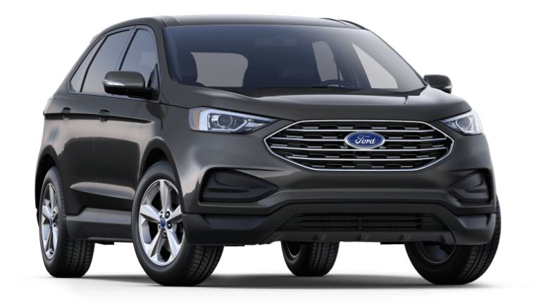2019 Ford Edge SE - black