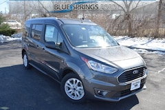 New 2019 Ford Transit Connect XLT Wagon in Blue Springs, MO
