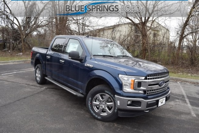 New 2019 Ford F 150 For Sale In Blue Springs Mo Vin 1ftew1e51kkd26119