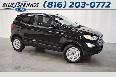New 2020 Ford EcoSport SE SUV in Blue Springs MO
