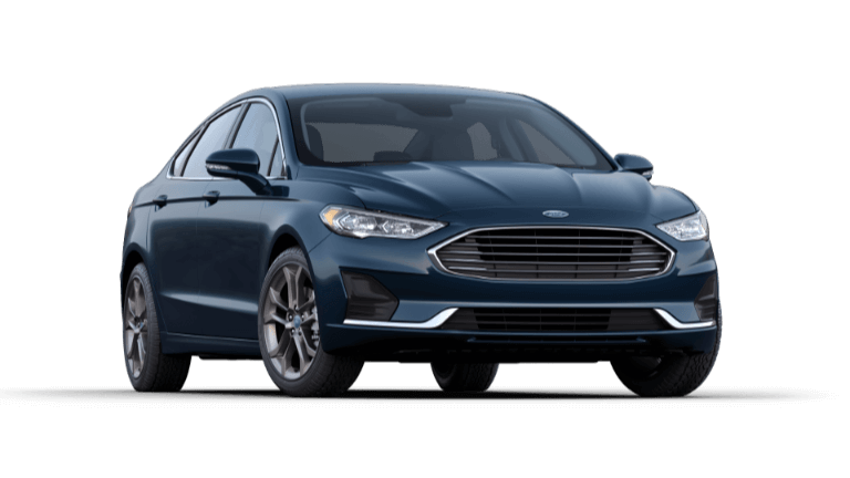 2020 Ford Fusion 1500 SEL