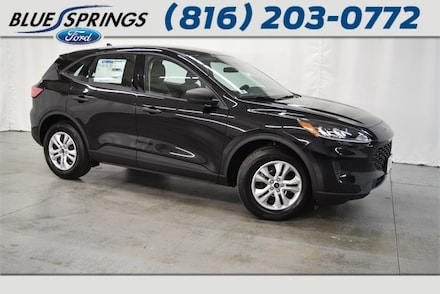 New 2020 Ford Escape S SUV in Blue Springs MO