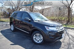 New 2019 Ford Explorer XLT SUV in Blue Springs, MO