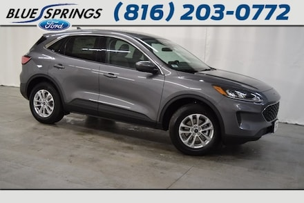 New 2021 Ford Escape SE SUV in Blue Springs MO