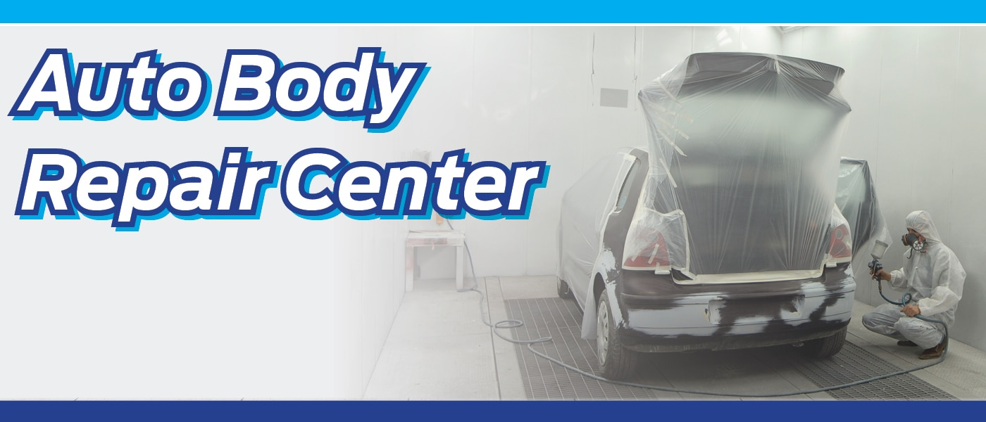 Ford Auto Body Repair Center in Blue Springs, MO