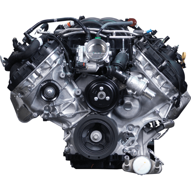 5.0L Ti-VCT V8 Engine