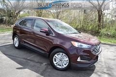 New 2019 Ford Edge SEL SUV in Blue Springs, MO