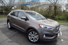 New 2019 Ford Edge Titanium SUV in Blue Springs, MO