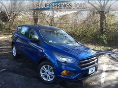 New 2019 Ford Escape S SUV in Blue Springs, MO